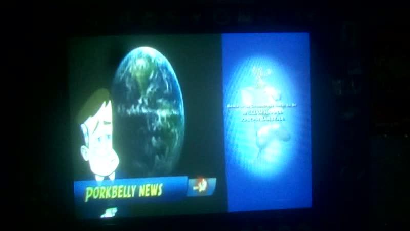 Реклама Джонни Теста на Kids WB