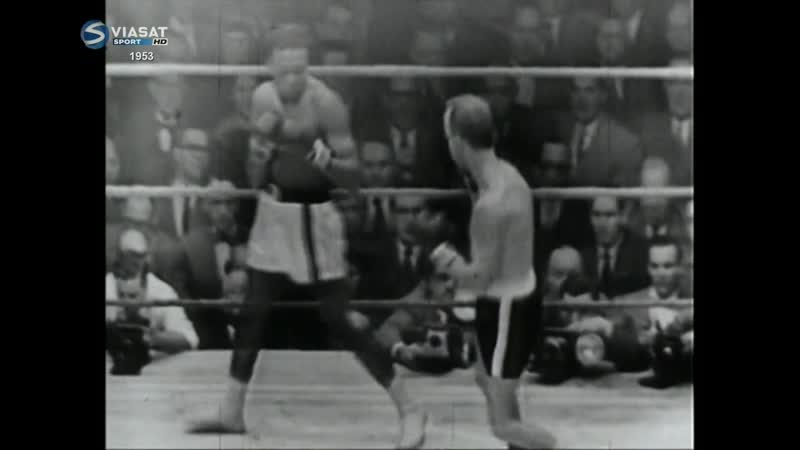 Бокс Гавилан Дэйви 11 02 1953 720р 50fps Флудилка