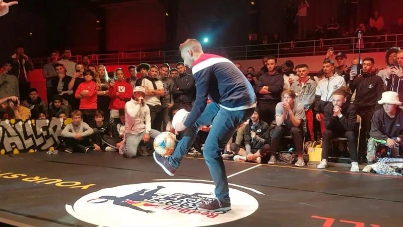 FINALE RBSS 2019 FRANCE Sombrero vs Jordan Carton rouge