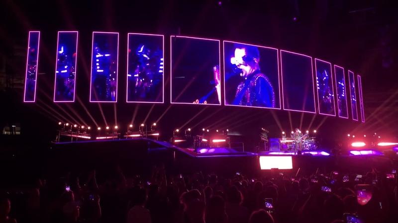 Muse @ Olympic Stadium Roma 20 07 2019 Full concert 4K Roma Stadio Olimpico Audio OK