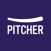 Логотип Pitcher agency