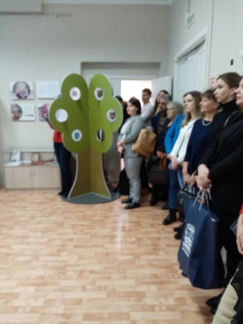 Музей побратимских связей Петрозаводска., изображение №1