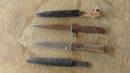 Окопник Вермахта Infanteriemesser 1942 года hat 1942 German trench knife Infanteriemesser 1942