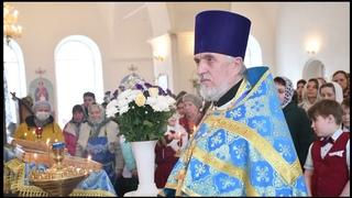 Проповедь епископа Максима в праздник Благовещения Пресвятой Богородицы