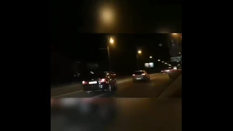Беспредельщик на казанских дорогах