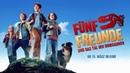 Пятеро друзей и долина динозавров / Приключения, семейный (2018)