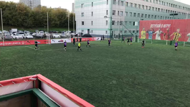 ВГИК - Арсенал | 17 тур | Amateur English League 🏴⚽️