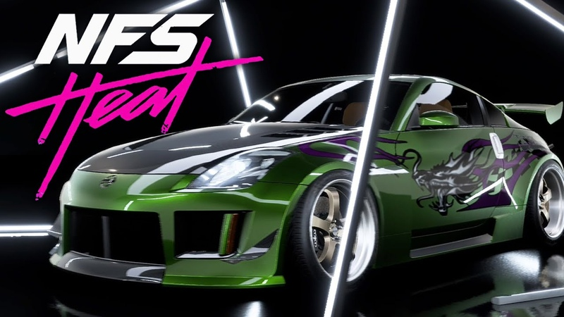 Need for Speed Heat - FULL CAR LIST (EVERY CAR)