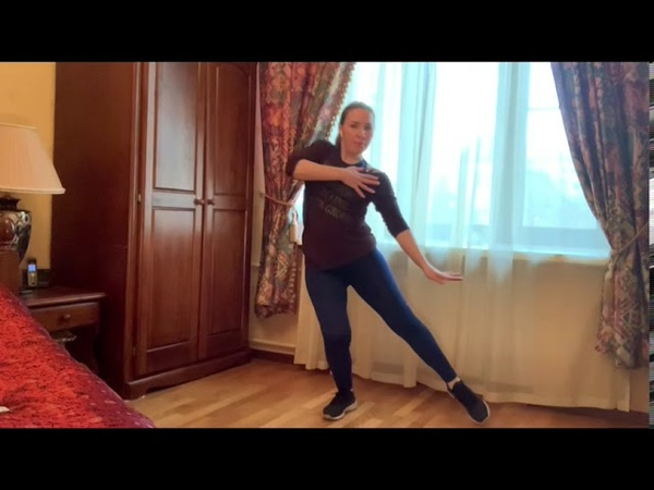 Сальса Соло Танцуем Дома
