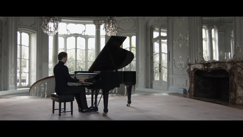 Tchaikovsky - Nutcracker Pas de deux - piano, arr. M. Pletnev - performed by Luke Faulkner - 4K