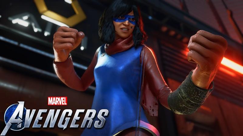 Avengers Прохождение 7 ⇆ НЕ ДОРОСЛА ЕЩЁ
