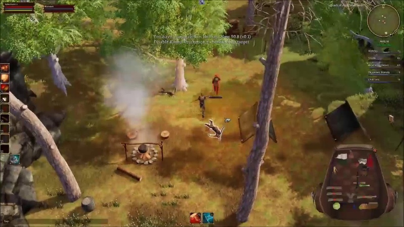 Legends of Aria CB2 How to farm for money!
