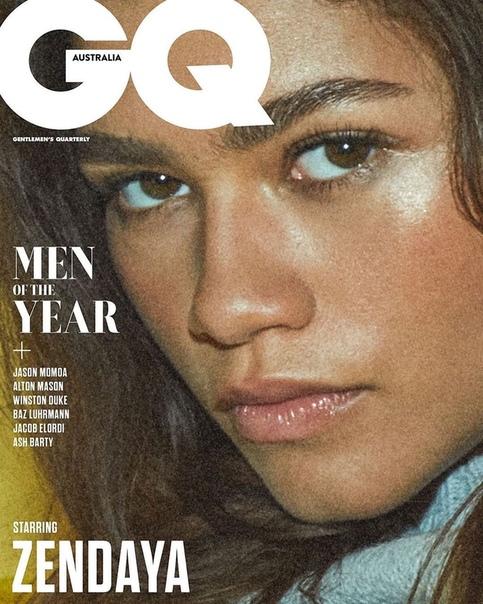Американская певица и актриса Зендая была удостоена премии «Женщина года» австралийской версии журнала GQ.