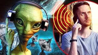 Инопланетяне знают о нас?...(если они существуют)