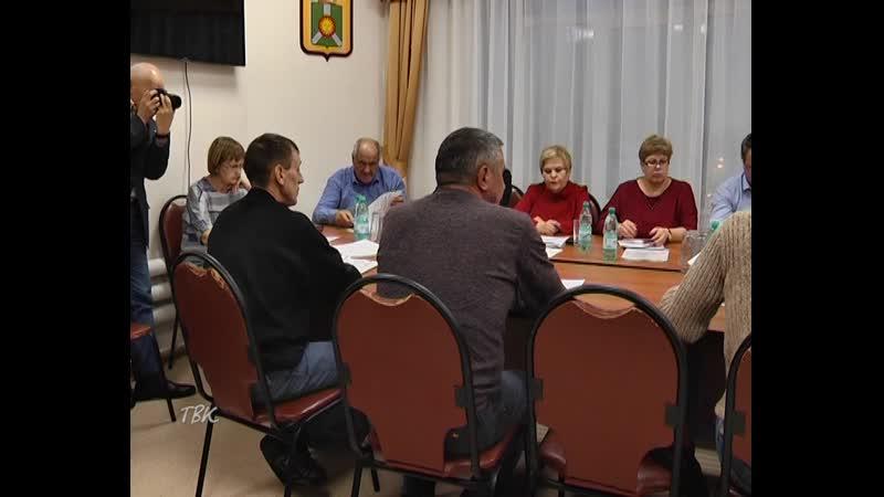 Состоялось заключительное в 2019 году заседание депутатов Думы Колпашевского района