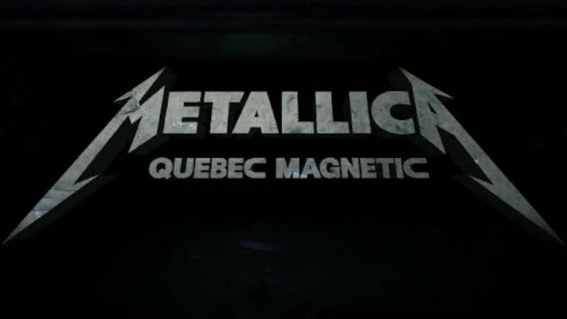 Metallica Quebec Magnetic Live in Quebec City 2009