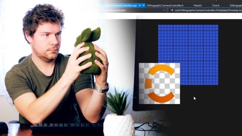 Camera Controllers   Game Engine series » Freewka.com - Смотреть онлайн в хорощем качестве