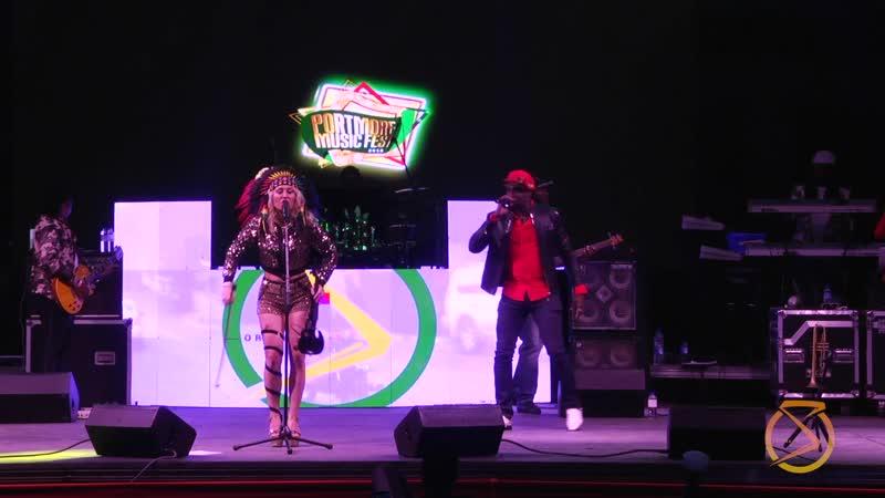 Orisha Sound live Portmore Music Fest Jamaica