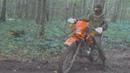 Покатушки на Эндуро Lifan LF 200 gy 5 OFFROAD Мотоцикл Лифан