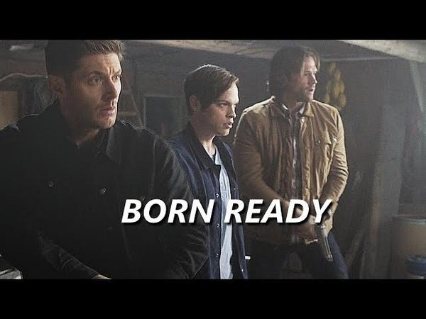 Team free will 2.0 — born ready