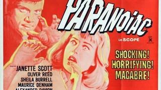 PARANOICO (1963) de Freddie Frnacis con Janette Scott, Oliver Reed, Liliane Brousse by Refasi
