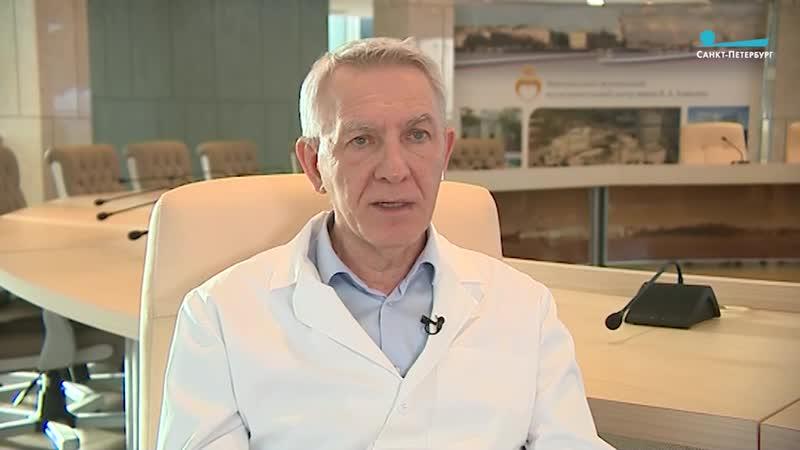 Евгений Шляхто Петербург избегает ошибки других стран в борьбе с коронавирусом