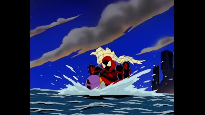 Непобедимый Человек паук Spider Man Unlimited Грехи отцов 12 Серия