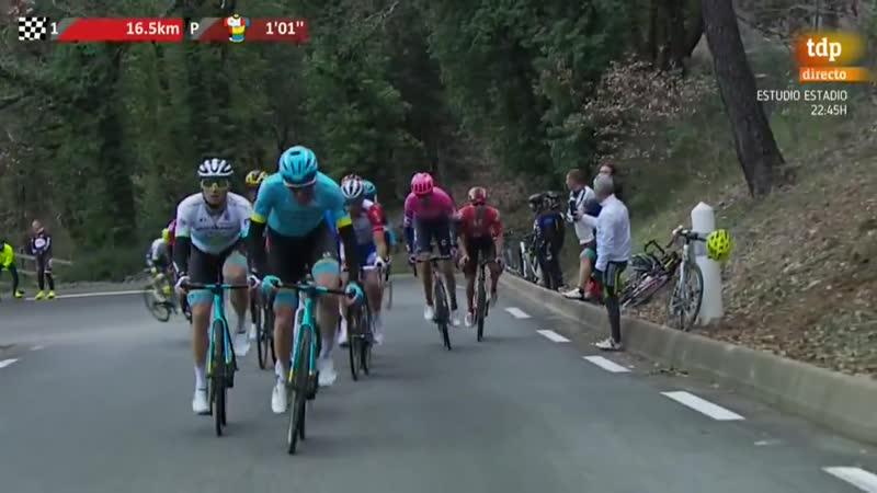 Ciclismo Tour de la Provenza 4ª etapa Avignon Aix en Provence