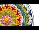 Mediterranean Summer Crochet Along Tutorials Week 1 Rounds 26 to 29