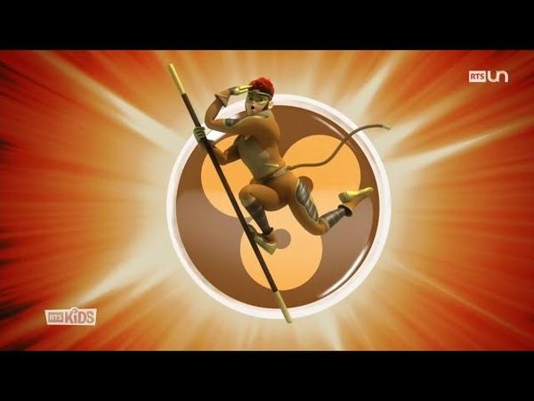 Transformación de Kim con el Miraculous del Mono 🐵 | Party Crasher | Miraculous Ladybug