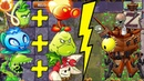 COMBO Premium Pvz2 Vs Zombot Plank Walker in Plants Vs Zombies 2 BattleZ