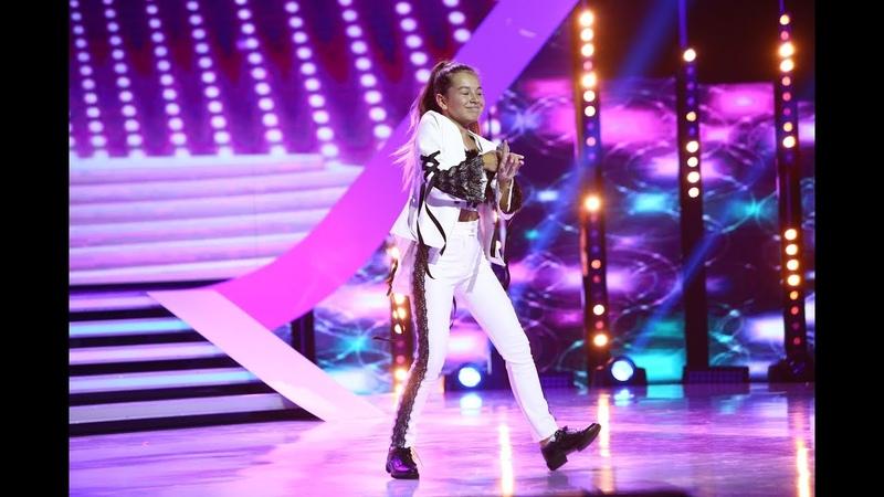 Iată noua stea a României! Vezi aici cum cântă Iulia Teleuca pe scena Next Star