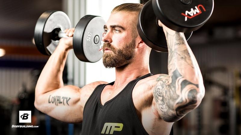 All Gain No Pain Shoulder Workout Tyler Holt
