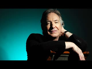 Alan Rickman — My mistress eyes are nothing like the sun (Sonnet 130)
