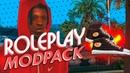 MODPACK ROLEPLAY FOR GTA SAMP BY LUCHEGA | skinpack, carpack, weapon, enb