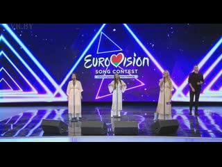 (Группа CHAKRAS) - La-ley-la   Национальный отборочный тур конкурса песни Евровидение-2020