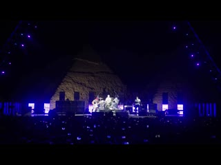 Red Hot Chili Peppers @ The Pyramids Giza, Egypt