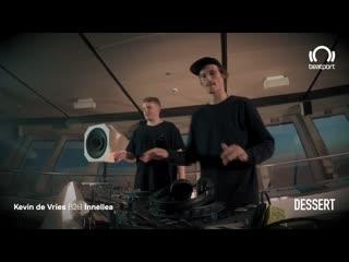 Kevin de Vries b2b Innellea - Live @ Berlin TV Tower, Germany