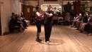 Tango Lesson: Leader Back Sacada Secrets
