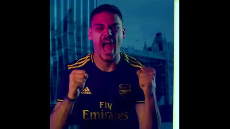 Arsenal 2019 2020 Third Kit