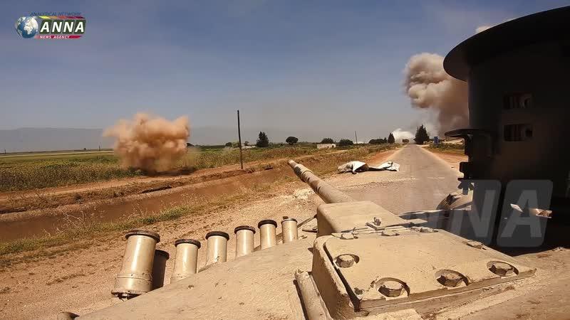 Сирия. 72 часа - передышка для Нусры в долине аль-Габ. Авиаудары ВКС РФ () и бои 15-16 мая 2019