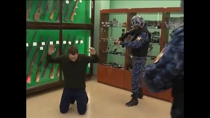 В Лабытнанги выбрали лучших сотрудников вневедомственной охраны