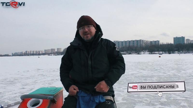 Рыбалка с Torvi, ловля на мормышку