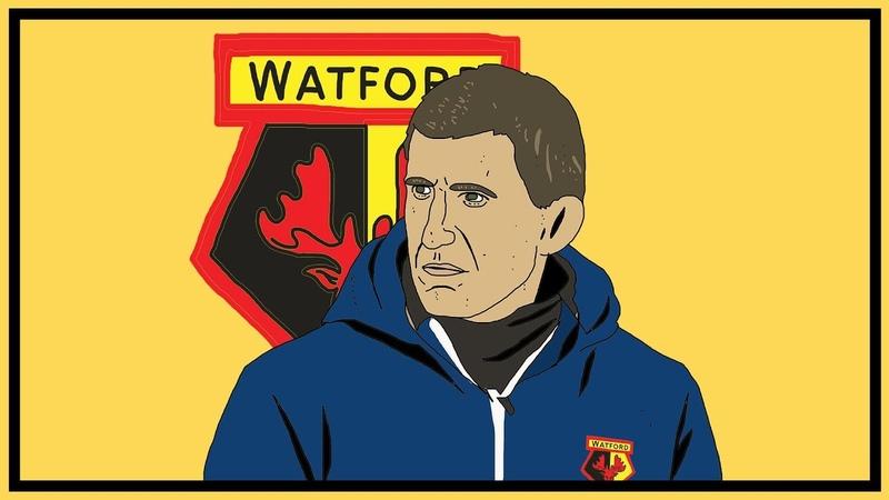 Watford Tactics Under Javi Gracia