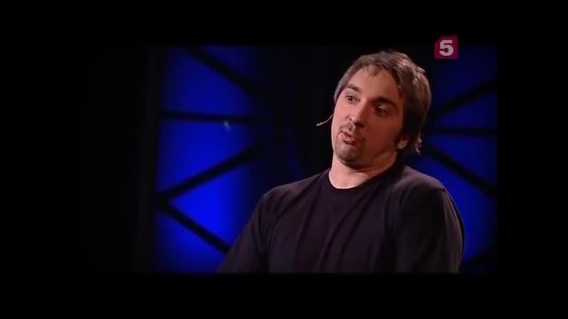AC/DC. Интервью с Михаилом Горшеневым