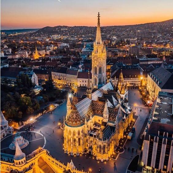 Прямые рейсы в Венгрию (Дебрецен) всего от 3700 туда-обратно из Москвы
