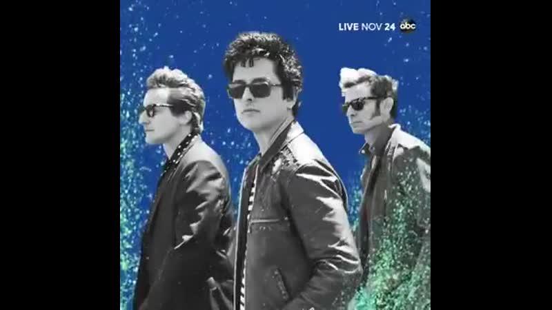 Green Day   AMAs   4WORDS.RU
