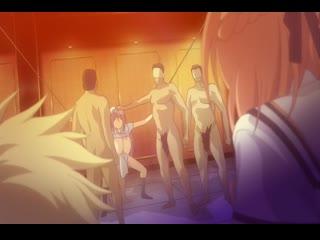 Toriko no Shizuku Natsu no Gouka Kyakusen de Kegasareru Otome-tachi 01