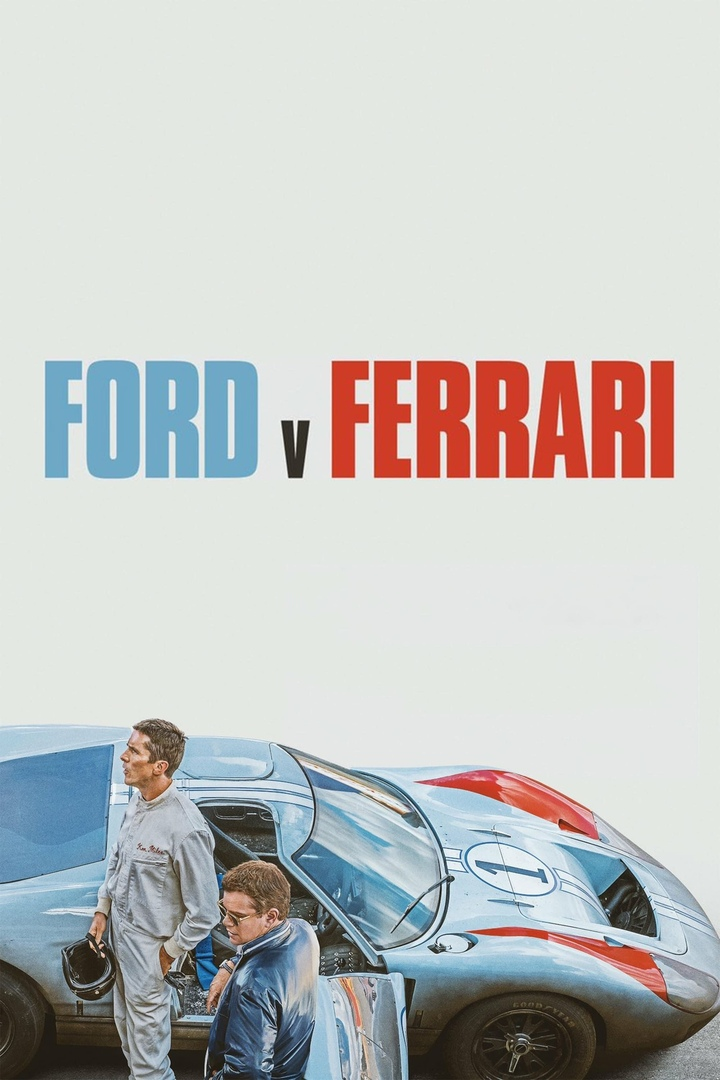 "Афиша Екатеринбург ""FORD vs FERRARI"" / 14.11 / Cалют / Банзай"