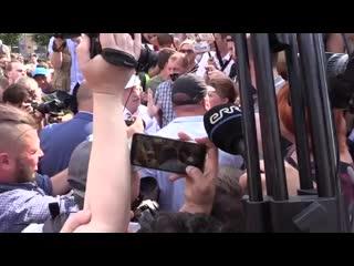 Огонь видео!!!! Владимир Вольфович держит марку, быстро всех определил: